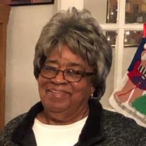 Mrs. Lillie Evelyn Walker