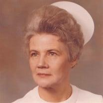 Marjorie McAllister