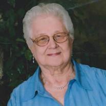 Jean Elizabeth Meadows