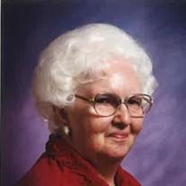 Doris M Buckner
