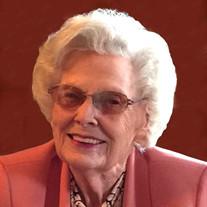Mrs. Jane Woolley McCrea