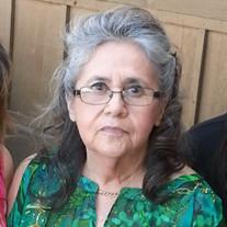 Gloria Sanchez Cantu