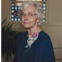Mrs. Pearl Barbee