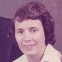 Marjorie Waibel