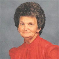 Faye Farris of Selmer, Tennessee formerly of Michie, Tennessee