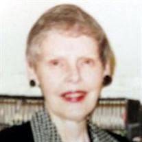 Mrs. Beverley Ann Dean