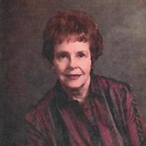 Mrs. Clare Estelle Beyer Glaeser