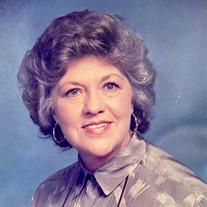 Mrs. Kay Frances Hammett Seidenstricker