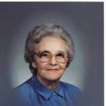 Juanita McCown Cross
