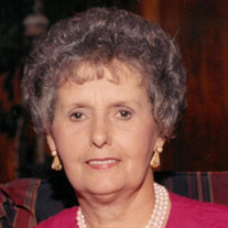 Agnes McGee of Selmer, TN