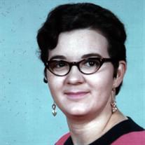 Mrs. Priscilla Shepherd