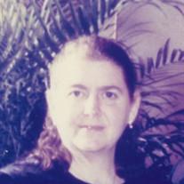 Mrs. Patricia Carter Jordan