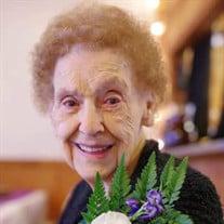Mrs. Marjorie Kendrick