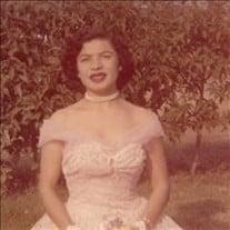 Maria Guadalupe Cordero Martinez