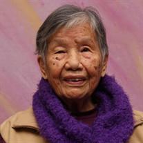 Mrs Lam Siu Chan O'Young