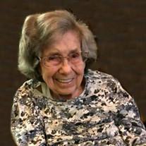 Elizabeth Ann Retterbush