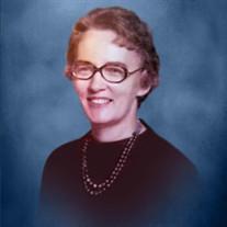 Mrs. Frances Parker