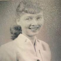 Thelma Mae Hobart (Ailshouse)