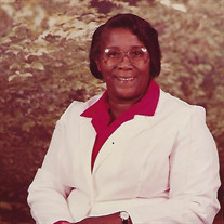 Mrs. Martha Strong