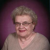 Mrs Arlene Agnes Duve