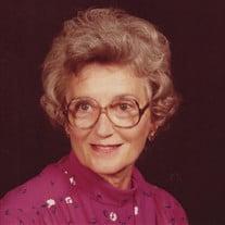 Bernice Fuqua Baker