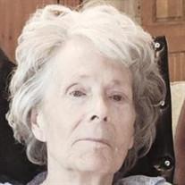 "Mrs. Patricia  ""Pat"" Woods Blount"