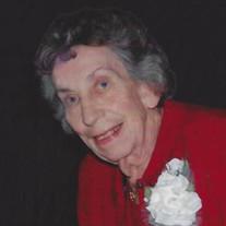 Pauline Benedict