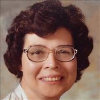 Laurel Presnell Upshaw