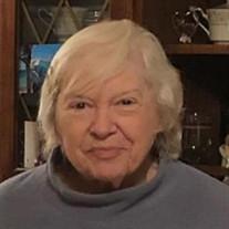 """Carol J. """"Jackie"""" """"Cack"""" Rose"""