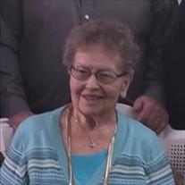 Doris Mae Bowker