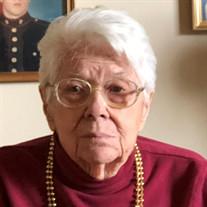 Doris M. Elmer