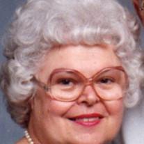Mattie Louise Simmons Tabor