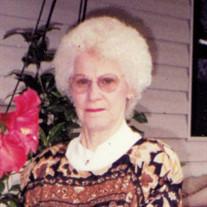 Mrs. Delie Mae Evelynn Forrest