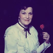 Mrs. Bertha May Oliver