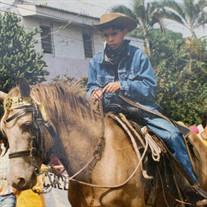 Mr. Favio Eduardo Menjivar Barillas