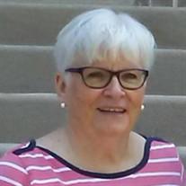 Patricia Ann Murray Mitchell