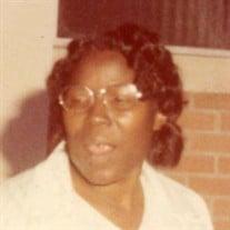 Mrs. Mattie Lee Grant