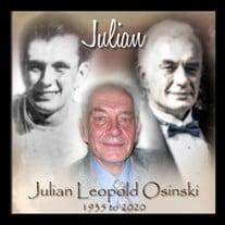 Julian Leopold Osinski