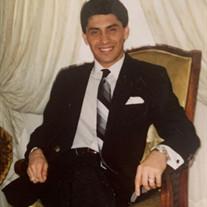Joe Tapia, III