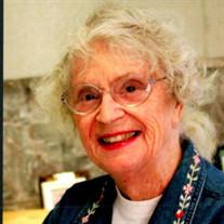 Louise Virginia Tegarden