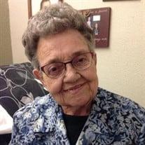 Doris Winnifred Braddock