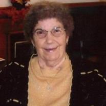 Mrs. Patricia Sue O'Bryan Webb