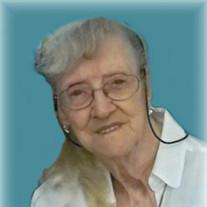 Charlene Davis McNair of Finger, TN