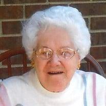 """Constance """"Connie"""" Marie Gardner"""