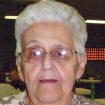 Patricia Anne (Wells) Burton