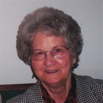 Thelma Jean Tidwell Franklin
