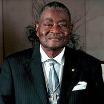 Pastor O. L. Hughes