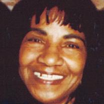 Mrs. Dorothy Mae Robinson
