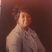 Mrs. Geraldine Valeria Ellis