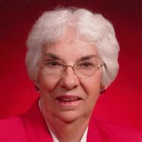 Doris Jean Curby